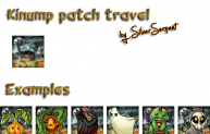 Kinump Patch travel