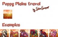 Poppy Plains travel