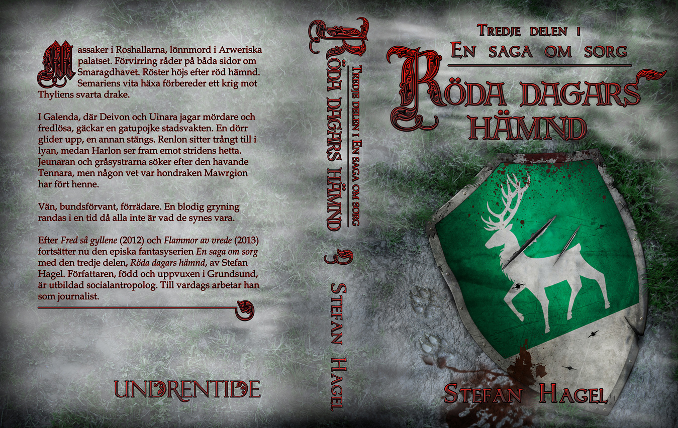 A book cover is born!