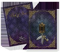 Book of Secrets - anteckningsbok