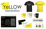 YeLLOW Generation - grafisk profil